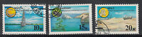 Russland Briefmarken 1991 Naturschutz Mi.Nr.6169-71