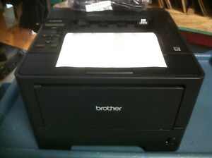 Brother HL-5470DW Laser Duplex Wireless Network 38ppm Printer 11k pages 5470-DW