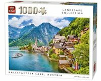 1000 Piece Landscape Collection Jigsaw Puzzle - HALLSTAETTER LAKE, AUSTRIA 05650