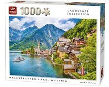 1000 Piece Landscape Collection Jigsaw Puzzle - HALLSTAETTER LAKE, AUSTRIA 05650