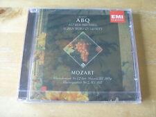 CD - ABQ ALFRED BRENDEL Alban Berg Quartett - Mozart Klavierkzert nr 12