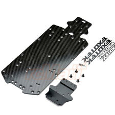 Exotek Racing Carbon 2.25mm Bottom Plate Chassis Losi Mini 8ight-T Truggy #1471