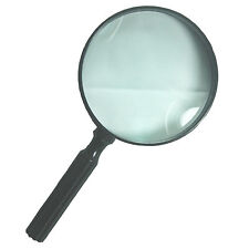 HAWK MG8605 - Jumbo Light Weight 2X Magnifying Glass Displays Large Viewing Area