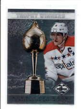 ALEX OVECHKIN 2012/13 LIMITED #TW-3 TROPHY WINNERS CARD #109/199 AC1043