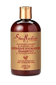 Shea Moisture - Manuka Honey & Mafura Oil Intensive Hydration Shampoo (13oz)