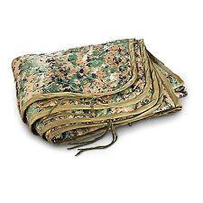Military Style Poncho Liner Blanket - Woobie Woodland Digital USMC Marpat