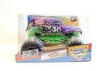 1/24 Hot Wheels Monster Jam GRAVE DIGGER 30th ANNIVERSARY Purple TRUCK Metal
