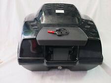 Aprilia Scarabeo 125 150 Scooter bauletto portapacchi borsa poggiaschiena nero