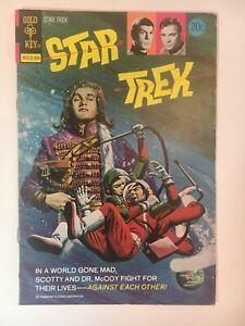 1973 Gold Key STAR TREK Comic Book #20 VF-
