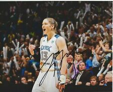 LINDSAY WHALEN Signed 8 x 10 Photo WNBA Basketball MINNESOTA LYNX Free Shipping