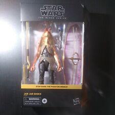 "Star Wars:The Black Series Jar Jar Binks 6"" action figure brand new in the box"