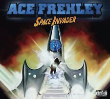 ACE Frehley-Space Invader CD Limited DIGIPACK + BONUS TRACK NUOVO