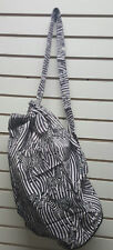 Zebra Woven Tapestry Backpack shoulder Bag/Purse/Hippie Hippy Boho BAG 23TE