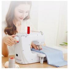 Mini máquina de coser portátil multifunción eléctrica hogar Overlock DIY Craft