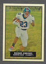 2009 Topps Magic Mini #30 Rashad Jennings Liberty University NM-MT