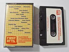 Vintage First Byte Electron S-J Interface Game Conversion Program