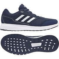 adidas hommes chaussures Course DURAMO Lite 2.0 entraînement sport gym bleu NEUF