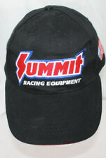 Summit Racing Equipment Snap Back Truckers Hat Cap Embroidered Logo