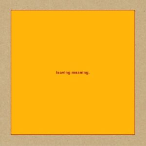 Swans - Leaving Meaning (CD)