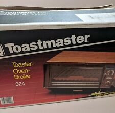 Vintage Toastmaster Toaster Oven Broiler 324, New! Never Used