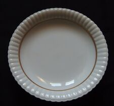 Good Antique Porcelain B&C Bernardaud Limoges Porcelain Gadroon Mounted Plate 2