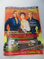Playset Magazine #106 covers all 7 Conte D-Day WWII playsets + 55 Days at Peking
