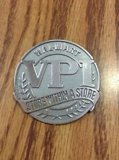 Vintage Wal-Mart VPI Store Within A Store Plastic Lapel Pin