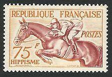 FRANCE TIMBRE NEUF N° 965 * HIPPISME