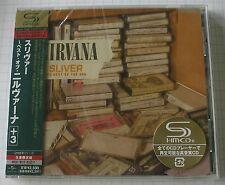 NIRVANA - Sliver The Best Of The Box JAPAN SHM CD OBI NEU! SEALED UICY-91019