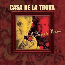 Casa De La Trova : La Serenata Picante CD