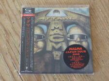 Magma: Attahk SHM Japan Mini-LP CD SJMD-13 w/Tour Sticker (christian vander Q