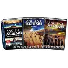 Ancient Aliens: TV Series Complete Seasons 1 2 3 4 5 6 7 8 Box / DVD Set(s) NEW!