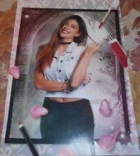 CHICA VAMPIRO Greeicy Rendón - Magazine Pinup Poster (A4)