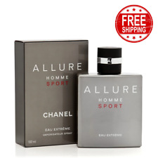 Chanel Allure Homme Sport Eau Extreme EDP 3.4 OZ (100 ml) France 100% Original