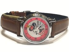 Vintage Lorus Minnie Mouse Disney Ladies Quartz Wrist Watch N.O.S(RRS507)