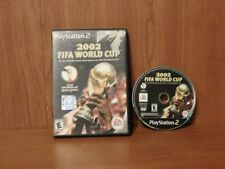 2002 FIFA World Cup PS2 Clean and Tested! OEM!