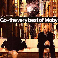 MOBY GO THE VERY BEST OF MOBY CD Album MINT/EX/MINT *