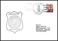 USS Denver (LPD 9) 1973 Navy Sea Post Ship Marine Schiffspost Schiff U396