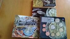 ESLOVAQUIA 2012-ESTUCHE OFICIAL-MINCOVNA KREMNICA + DVD