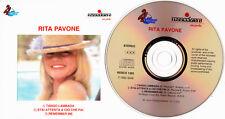 RITA PAVONE   Raro MINI CD MINT 1992   TANGO LAMBADA + 2 BRANI   Teddy RENO