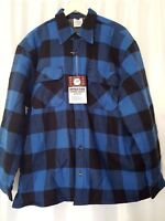 Rothco Flannel Jacket Sherpa Lined Extra Heavyweight Buffalo Plaid size XL