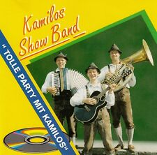 KAMILOS SHOW BAND : TOLLE PARTY MIT KAMILOS / CD - TOP-ZUSTAND