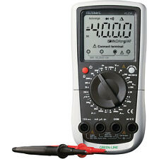 Digital Multimeter VC250 Green Line 2000 count CAT III 600V Voltcraft Test Meter