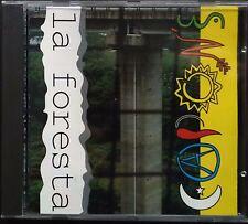 Capone – La Foresta Mini Cd 1995 NM Ragga Sciarap Autoproduzioni – SRP 001 CD