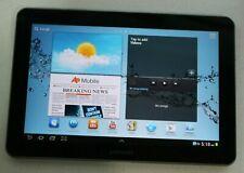 Samsung Galaxy Tab 2 GT-P7510- 32GB, Wi-Fi, 10.1in - Metallic Gray w Cord