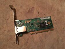 3COM 3C2000-T PCI Gigabit Ethernet Adapter Card karte