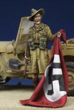 Bodi WW2 Australian Soldier North Africa Figure only 1/35 Unpainted kit