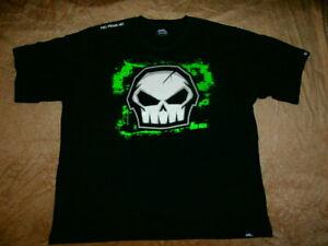 No Fear T-Shirt CALIFORNIA CA USA NYC NY TAXI MENS 3XL XXXL SHIRT THE PUNISHER