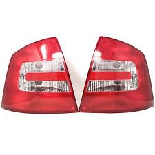 2Pcs Tail Light Rear Lamp For Skoda Octavia A5 Sedan RS 2005 2006 2007 2008