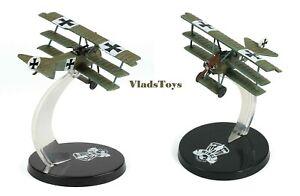 Wings of the Great War 1:72 Fokker Dr.I Triplane Luftstreitkrafte Jasta WW12004